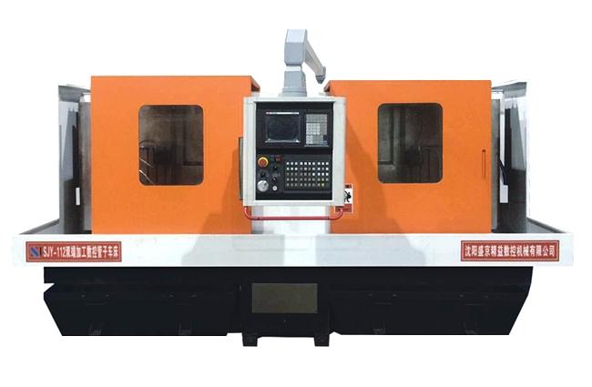 双端加工数控车床(双头车)100-200